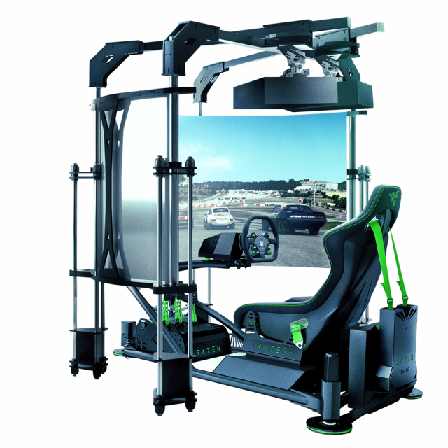 razer eracing simulator
