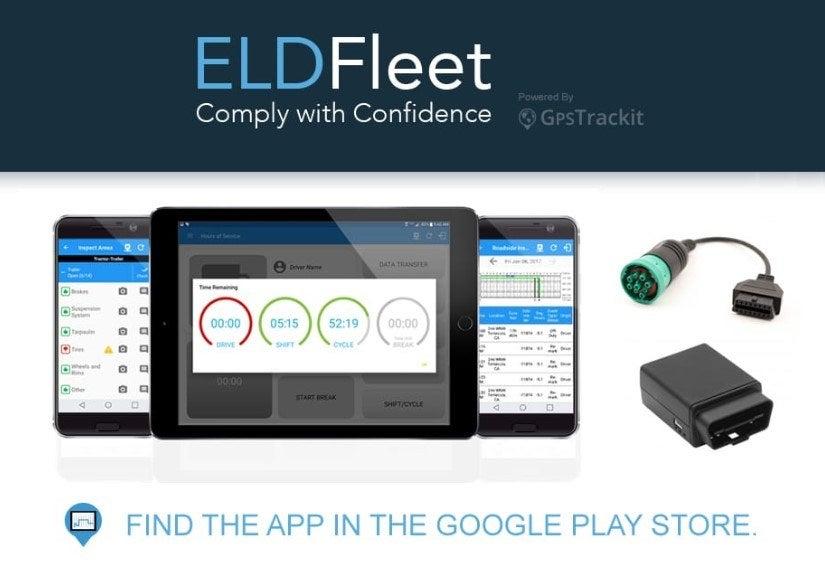 GPS Trackit ELD compliance