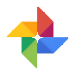 google photo app logo
