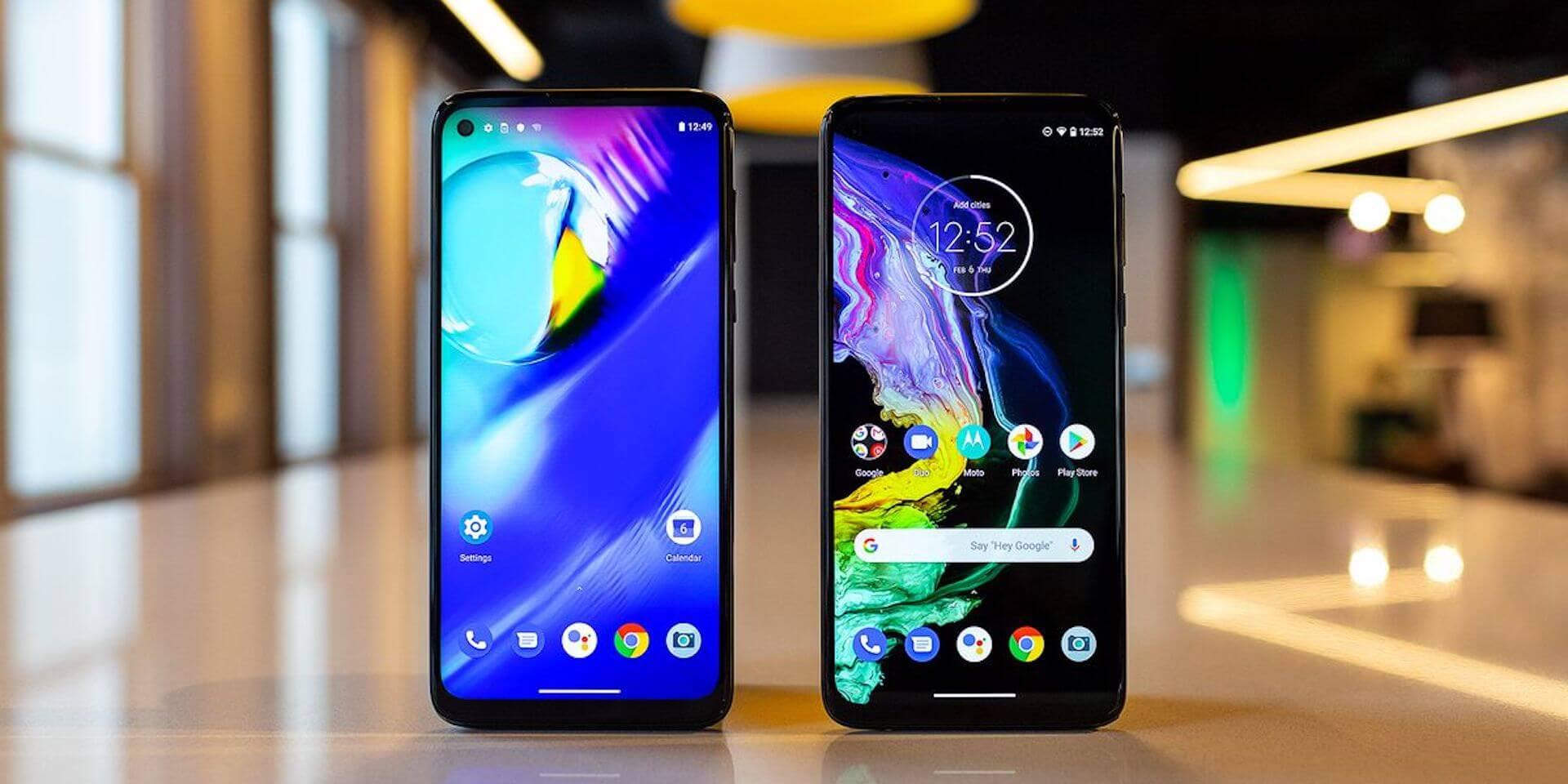 Motorola công bố G Power và G Stylus 1
