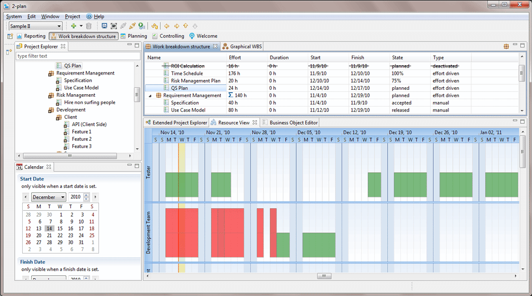 2Plan free construction management software screenshot