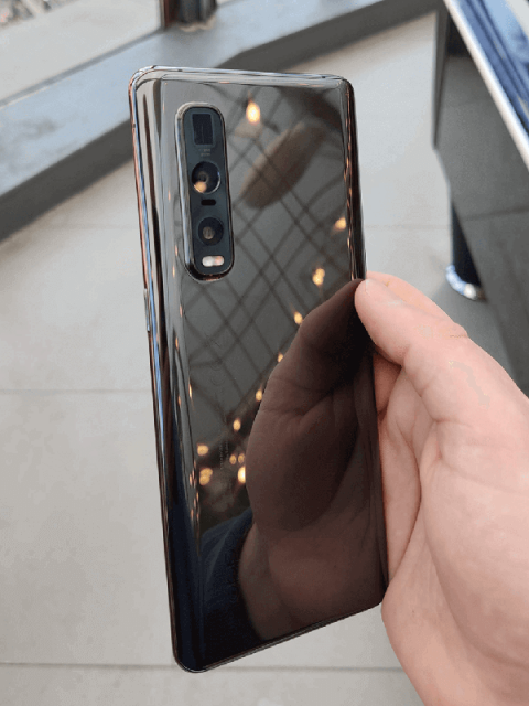 oppo find x2 pro camera bump
