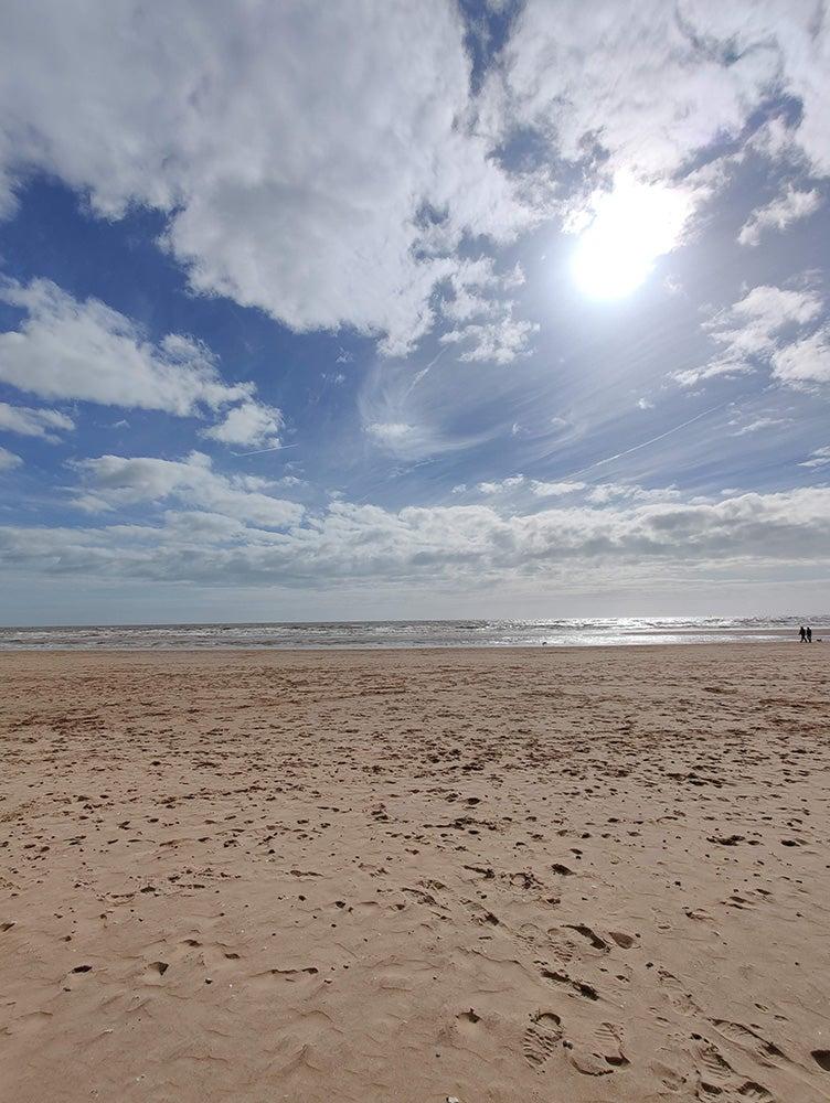 camber sands beach