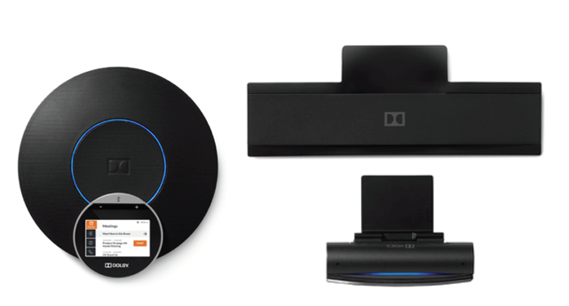 GoToMeeting Dolby equipment