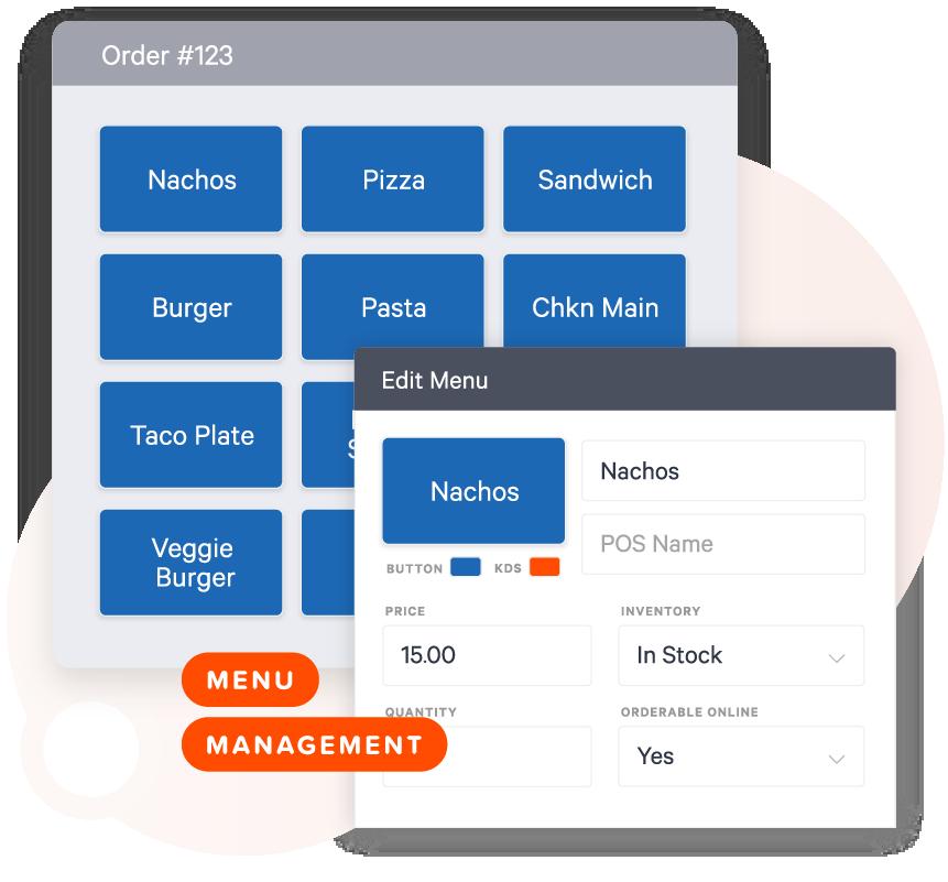 toast pos menu management