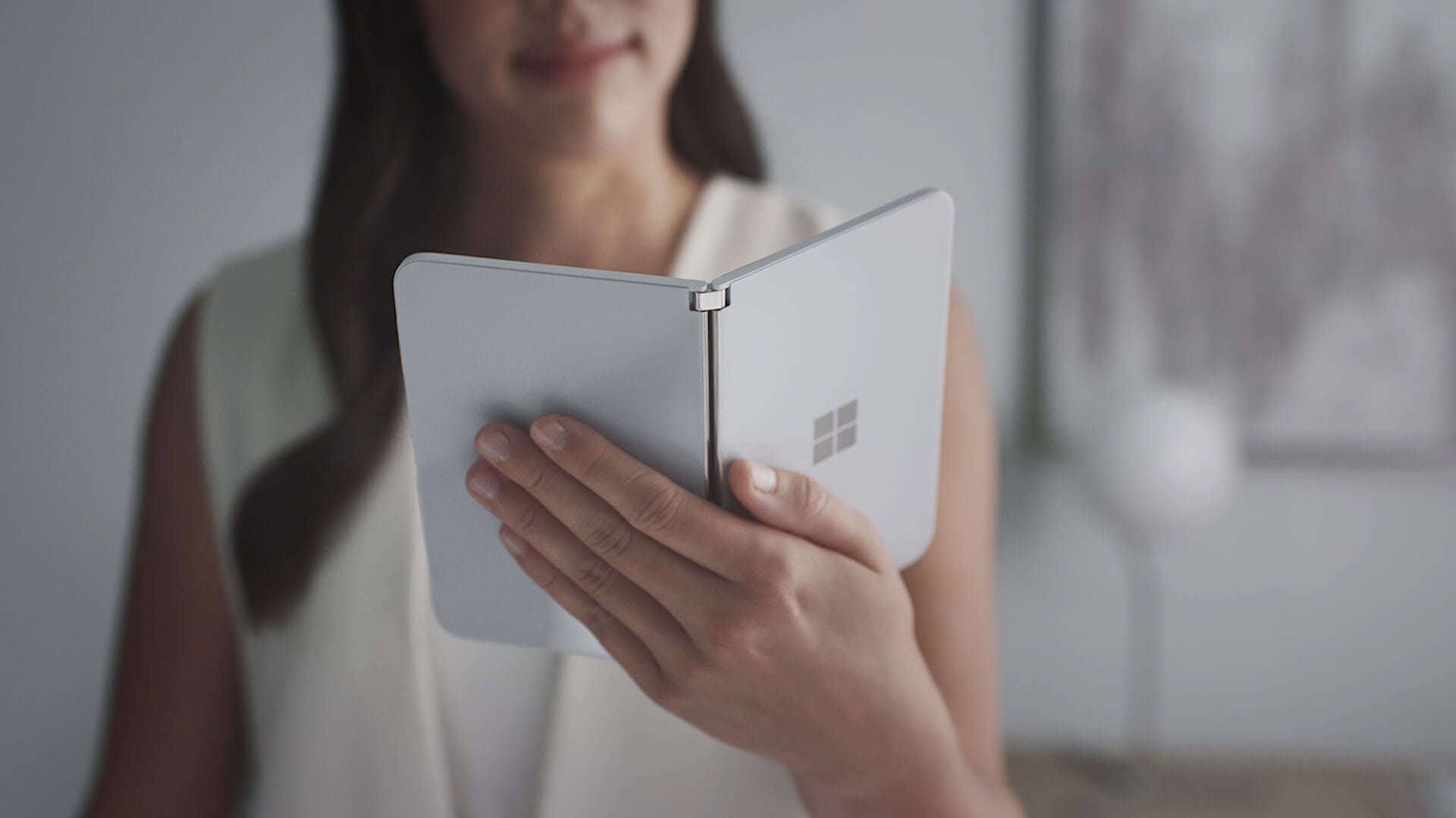 Surface Duo in action