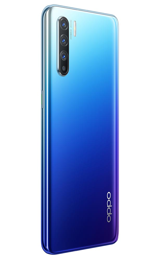 oppo find x2 neo rear
