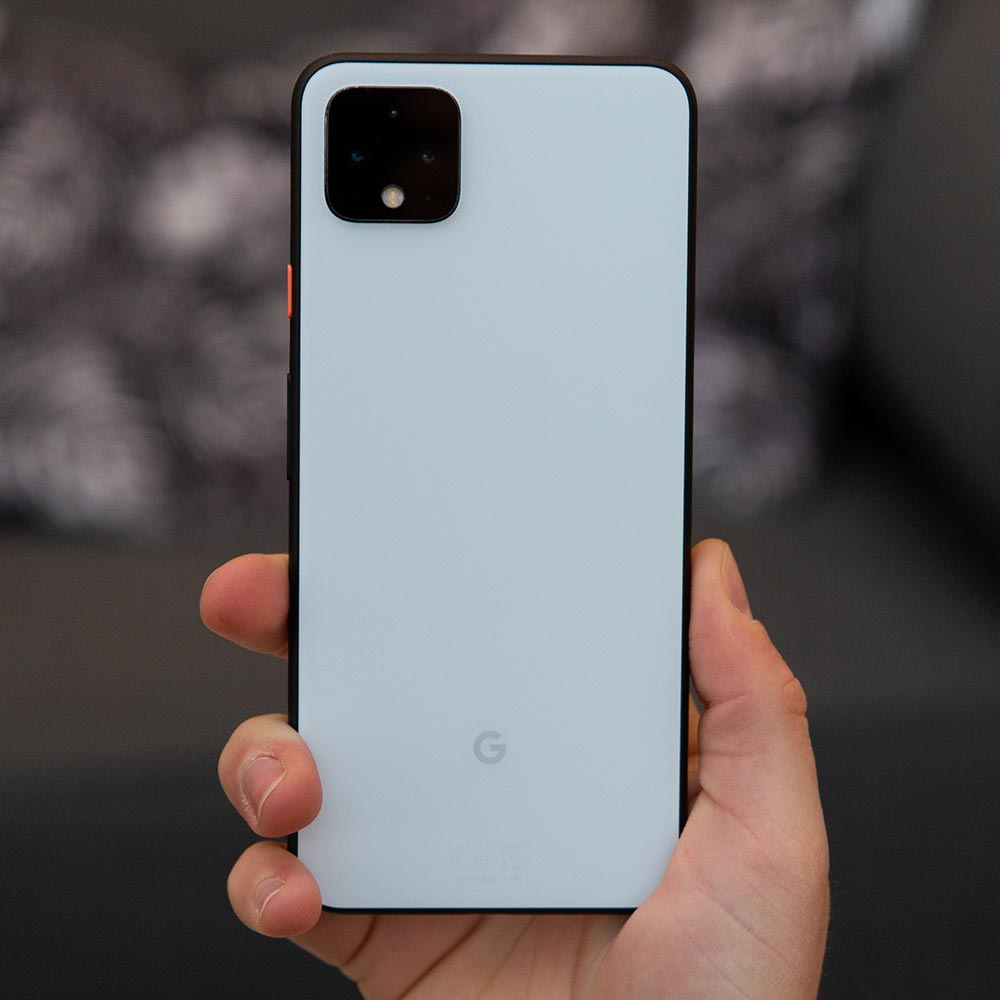 google pixel 4 xl rear
