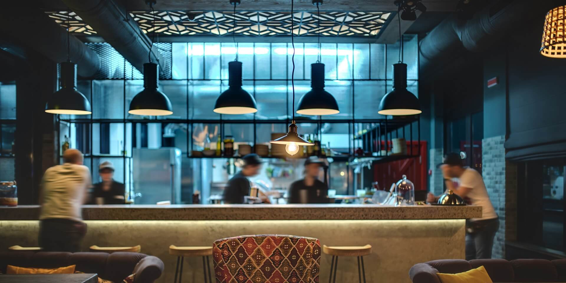 Image of article 'Can Bars and Restaurants Use Contactless Tech to Safely Reopen'