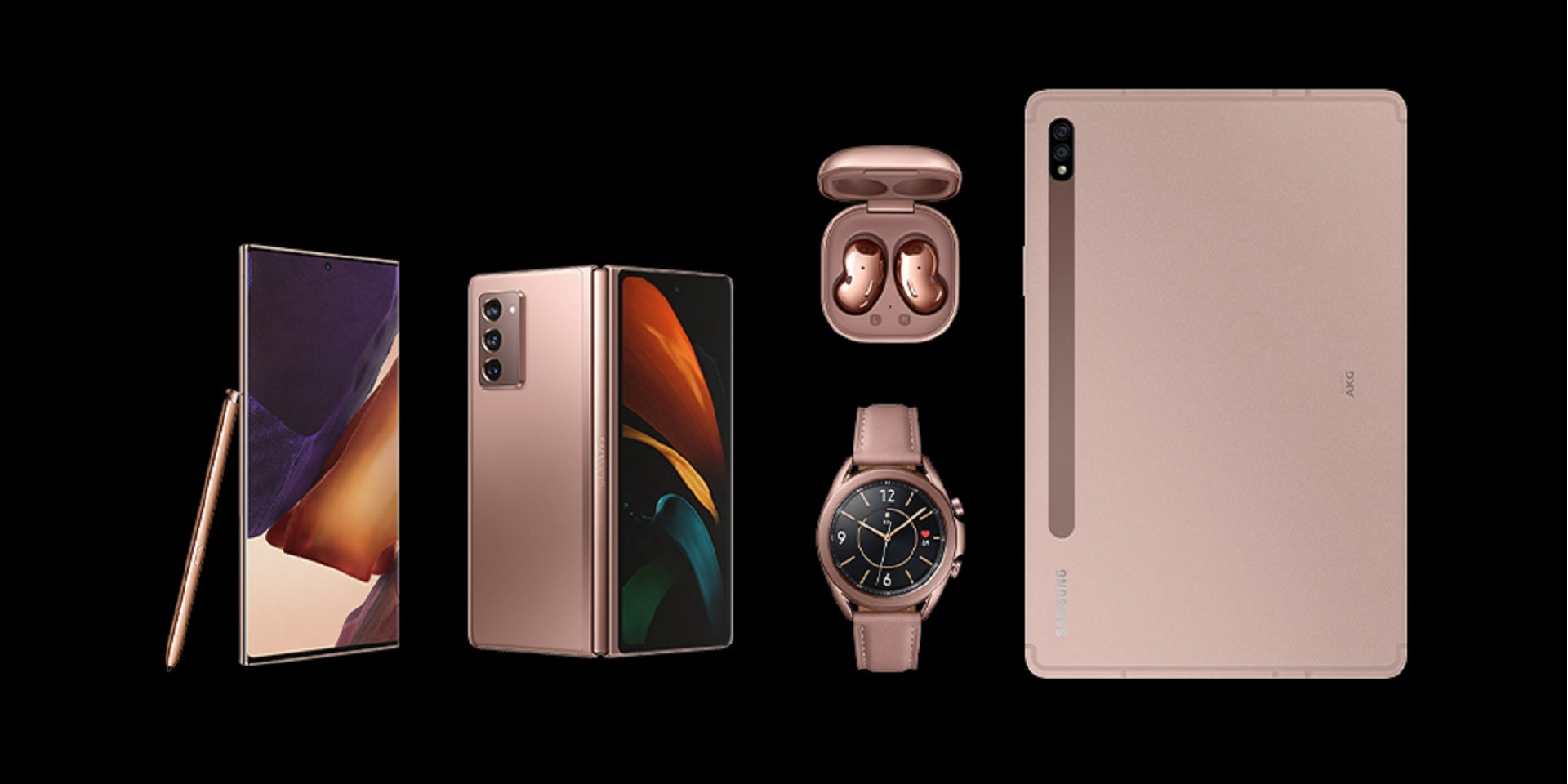 Samsung Unveils Latest Phones, Watches and More at Unpacked Event : Tech.co