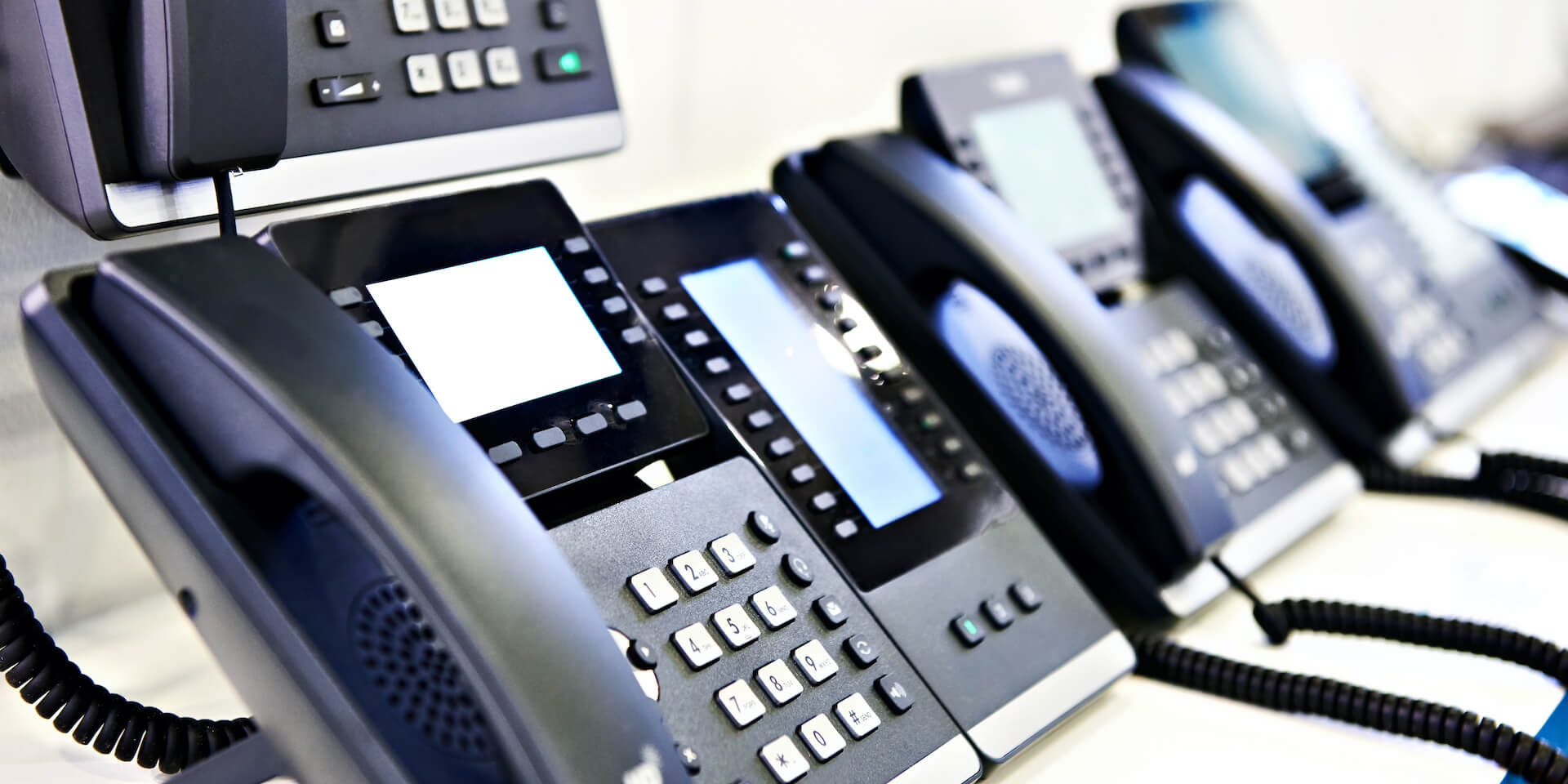 multiple telephone systems