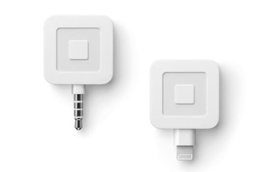 Square POS card reader costs