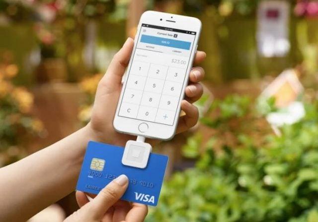 square mobile card reader