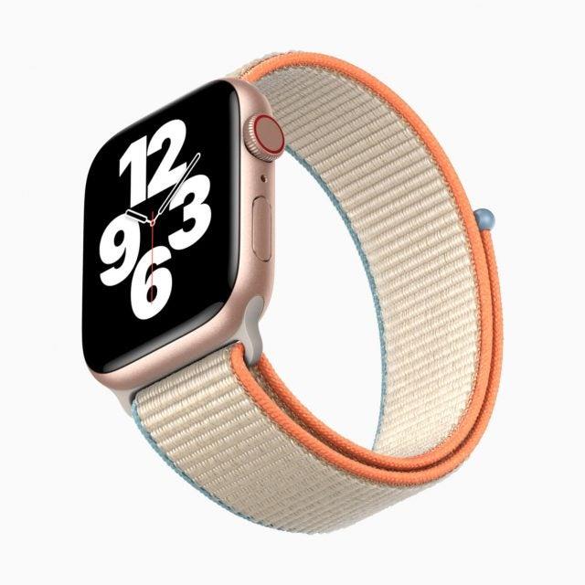 Apple Watch SE watchface