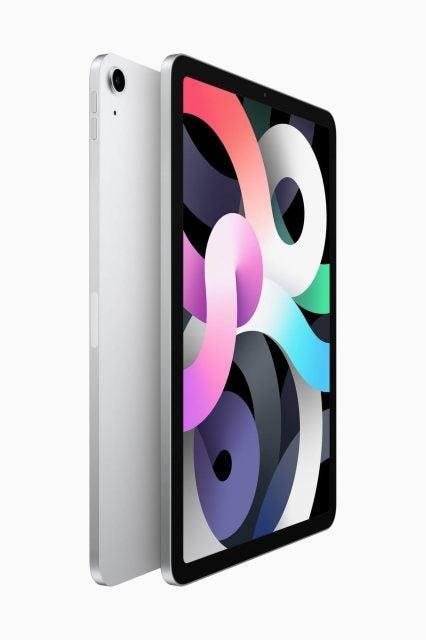 Apple iPad Air 4 silver