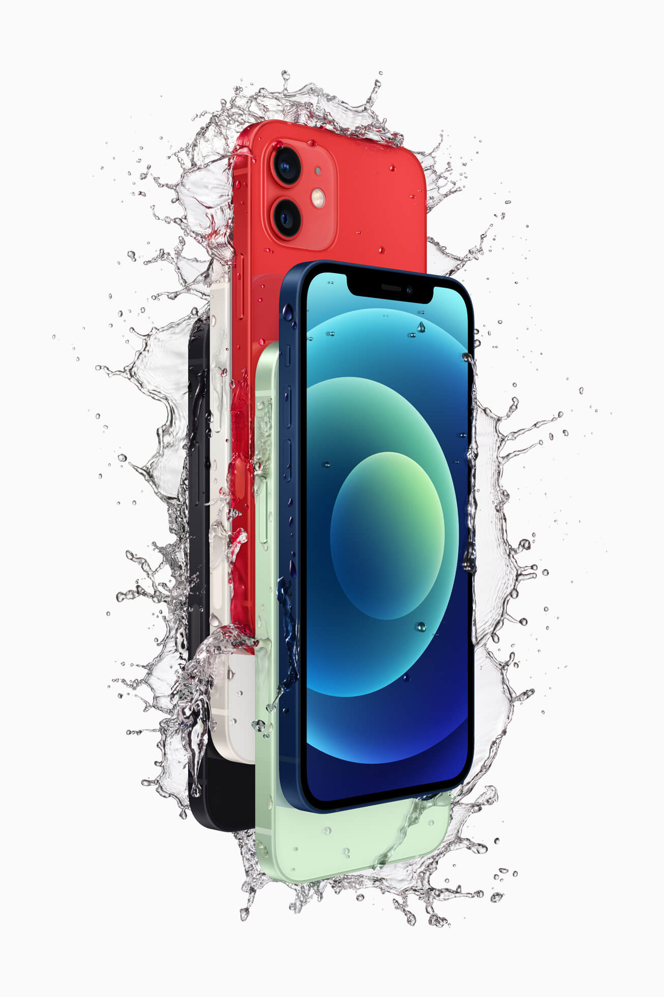 iPhone 12 Mini: water resistance