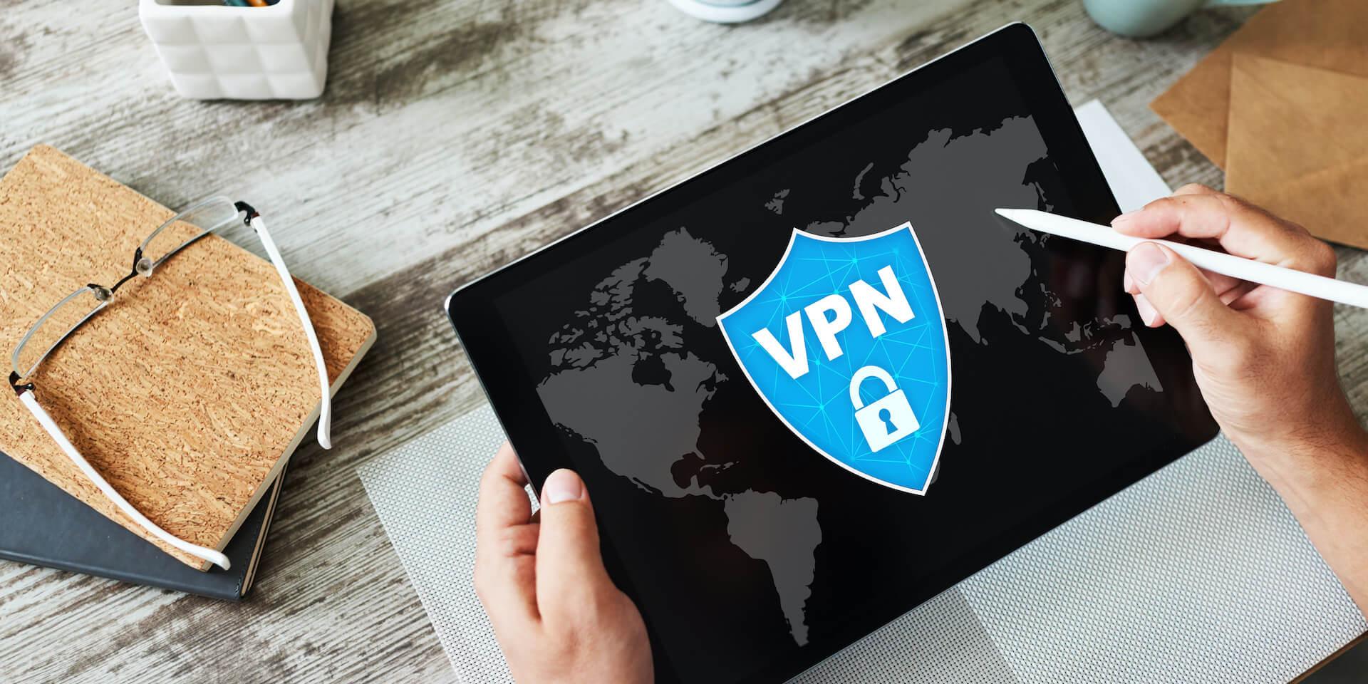 VPN Tablet