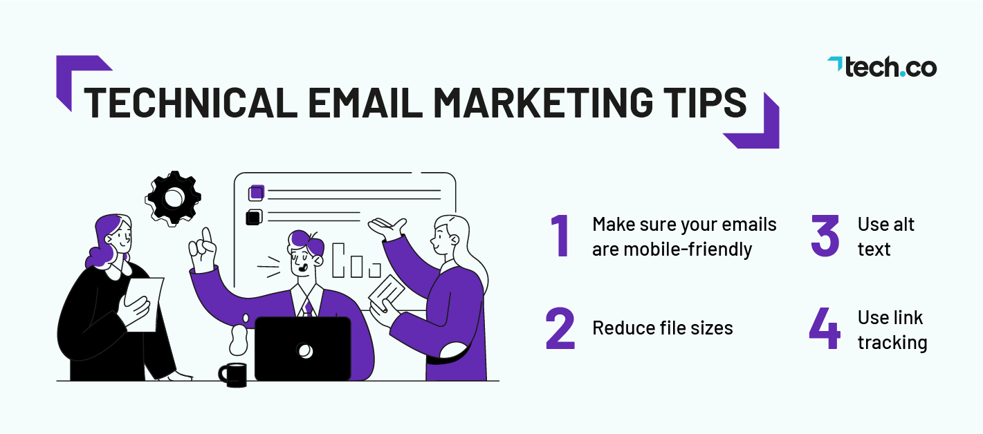 Technical Email Marketing Tips