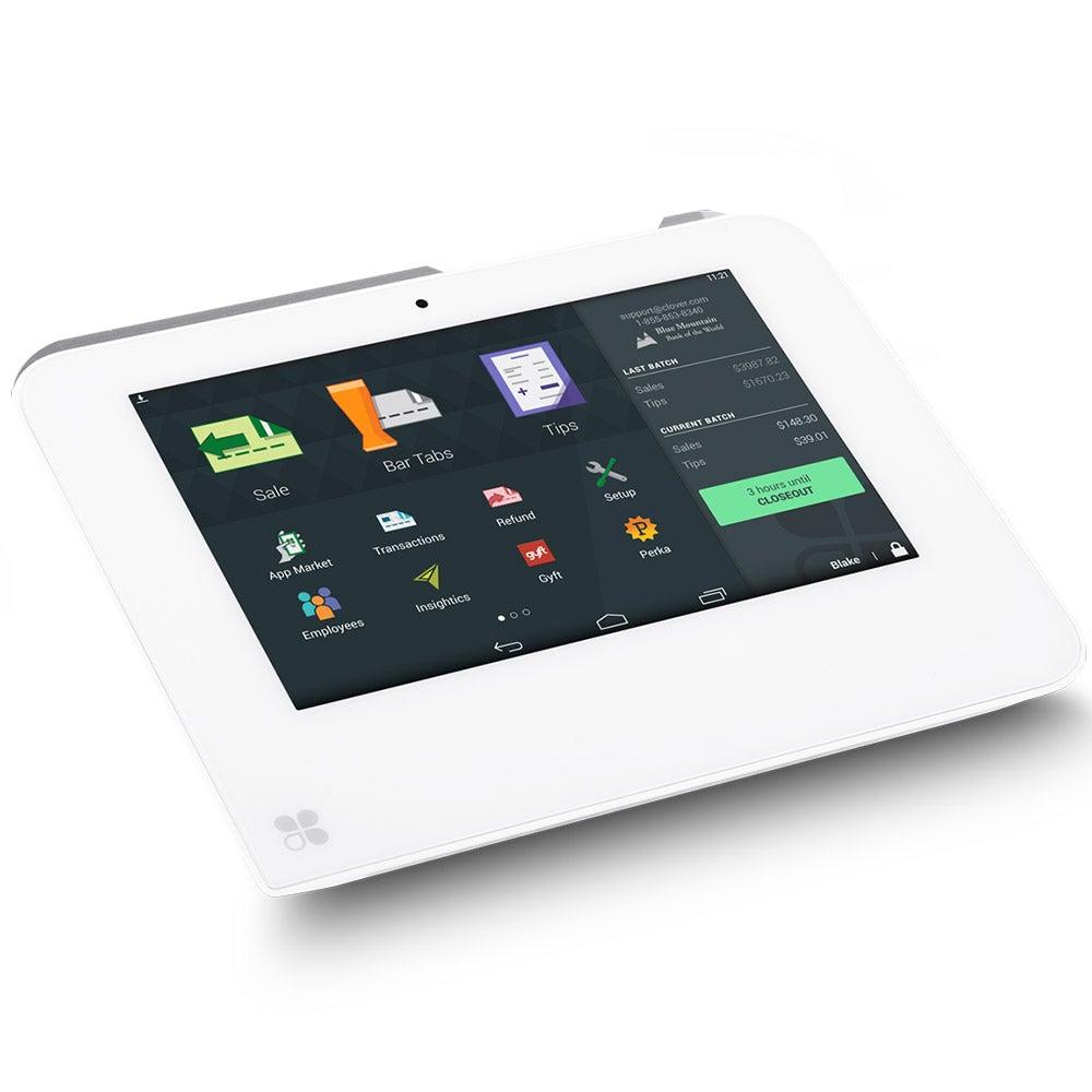 clover mini interface