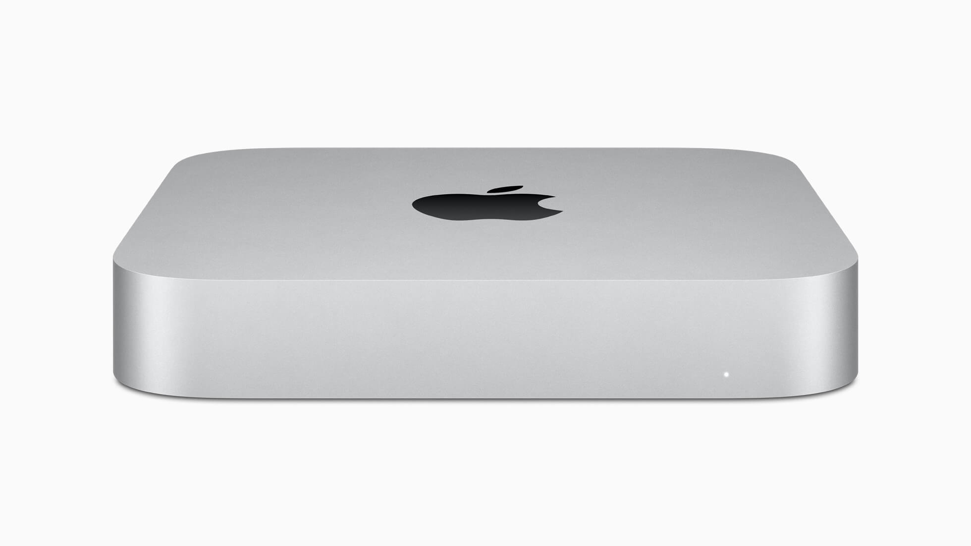 Apple new mac mini