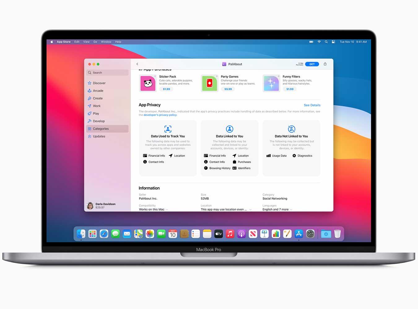 macbook privacy