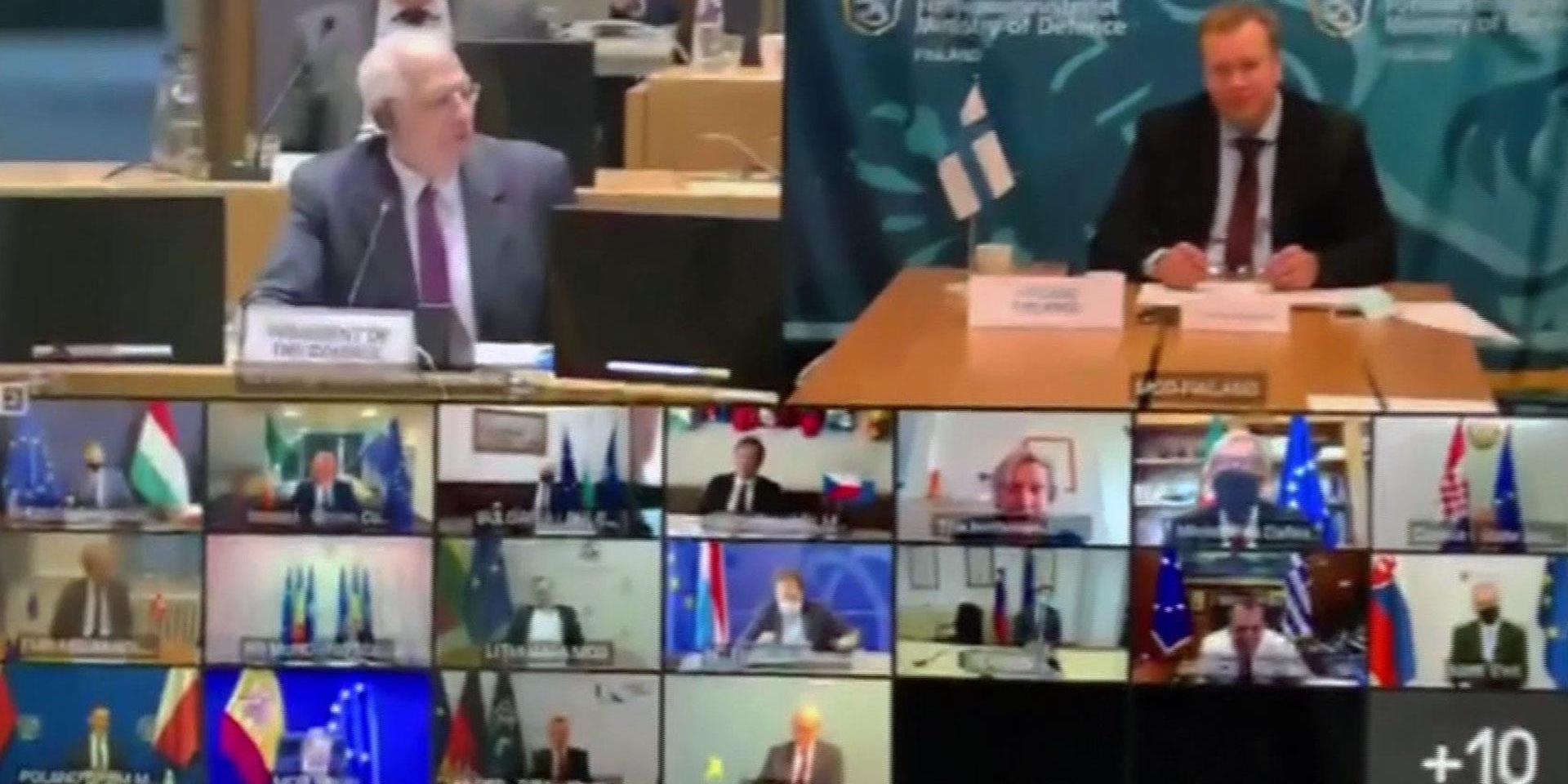 Journalist Gains Access to Confidential EU Defense Video Call | Tech.co