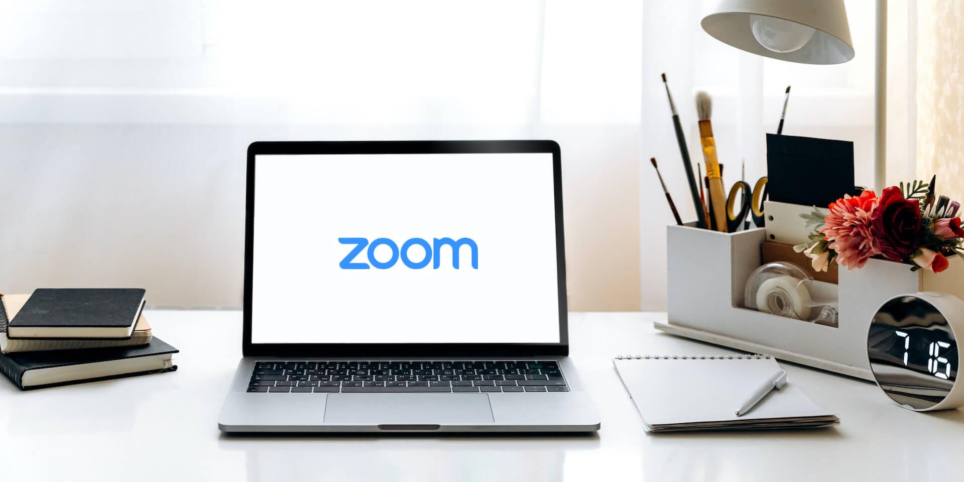 Zoom マック ブック