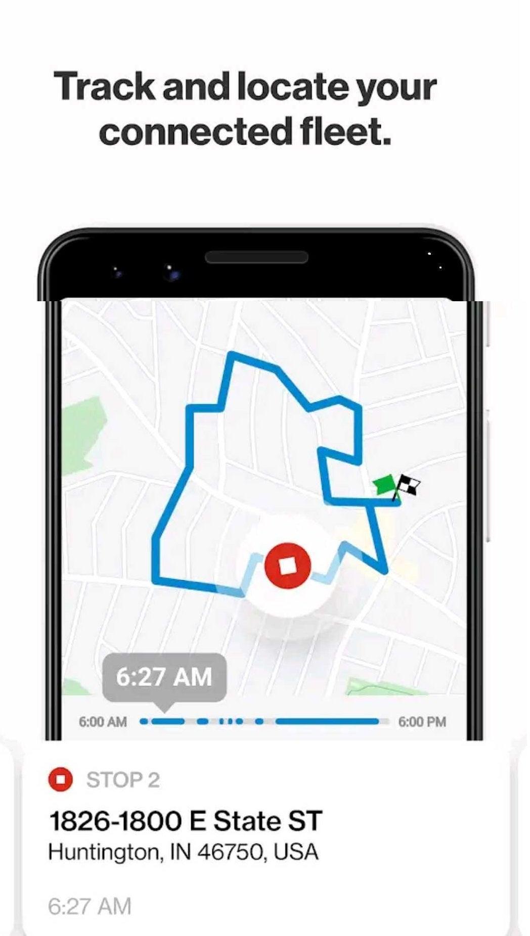 Verizon Spotlight app stop notifcation