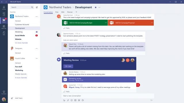 Microsoft Teams Development
