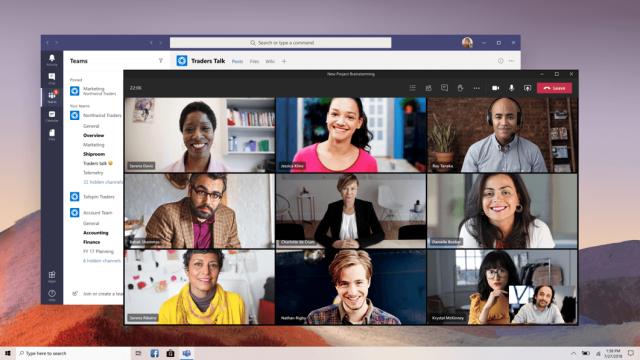 Microsoft Teams Gallery