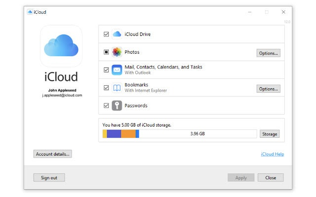iCloud Passwords for Chrome