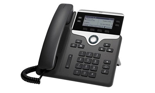 VoIP phone Cisco 7841