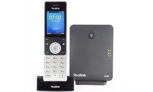 VoIP phone Yealink W60P