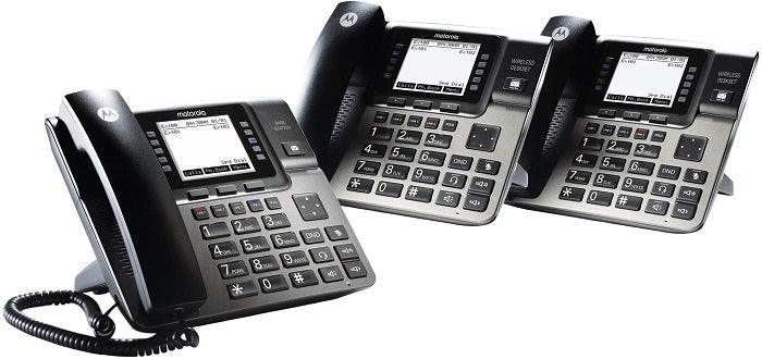 Motorola ML1002D handsets