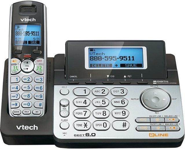 VTech DS6151 front