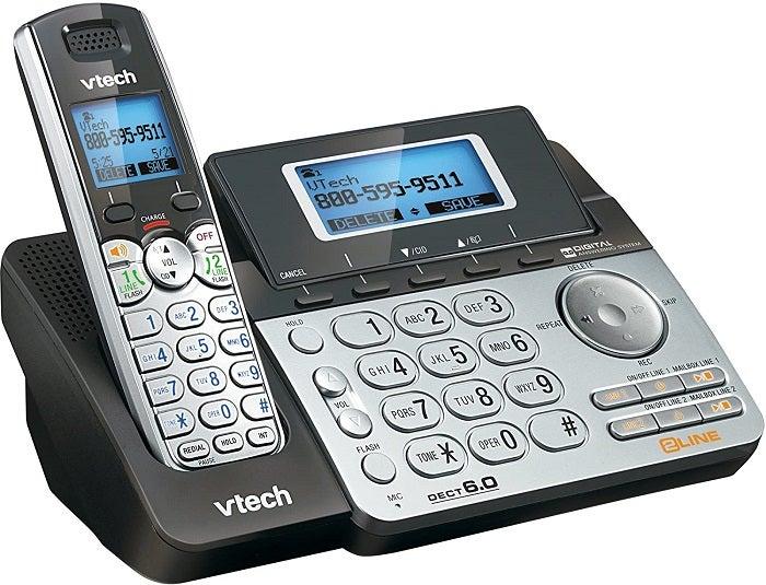 VTech DS6151 angle