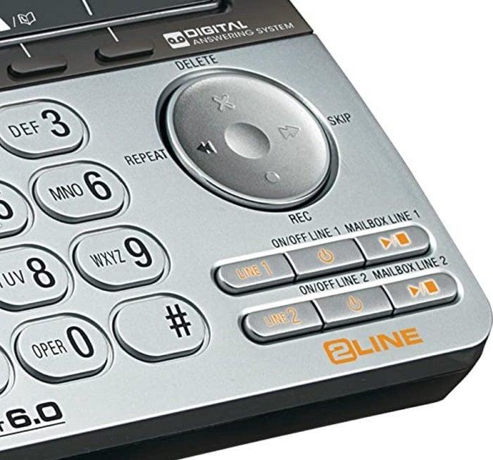 VTech DS6151 buttons