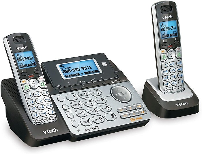 VTech DS6151 two handsets
