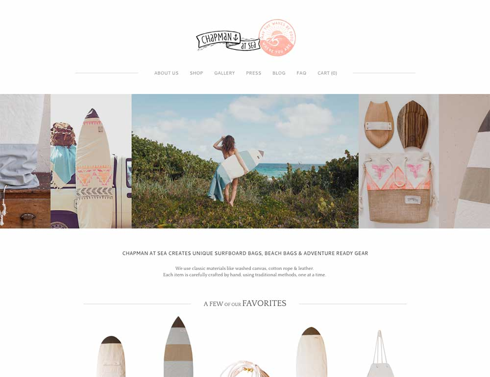 weebly site example
