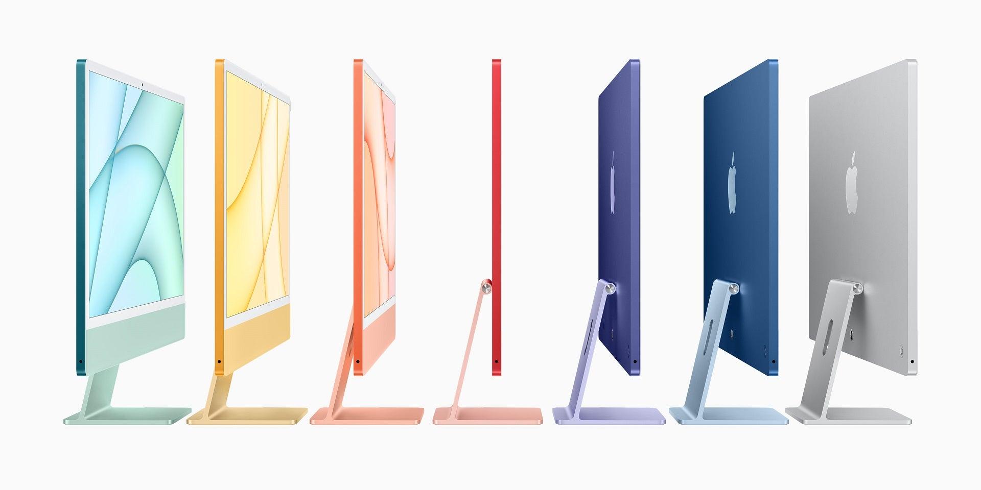 Apple: new iMac