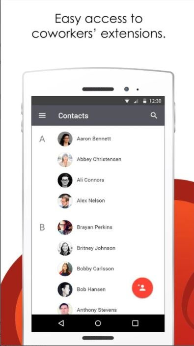 Ooma mobile app 3