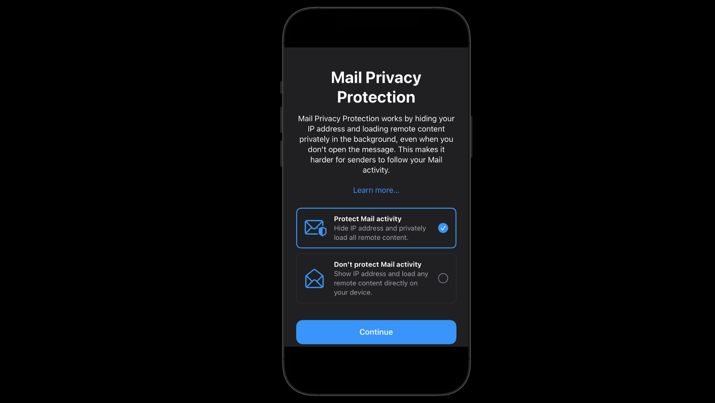 Apple Mail Privacy