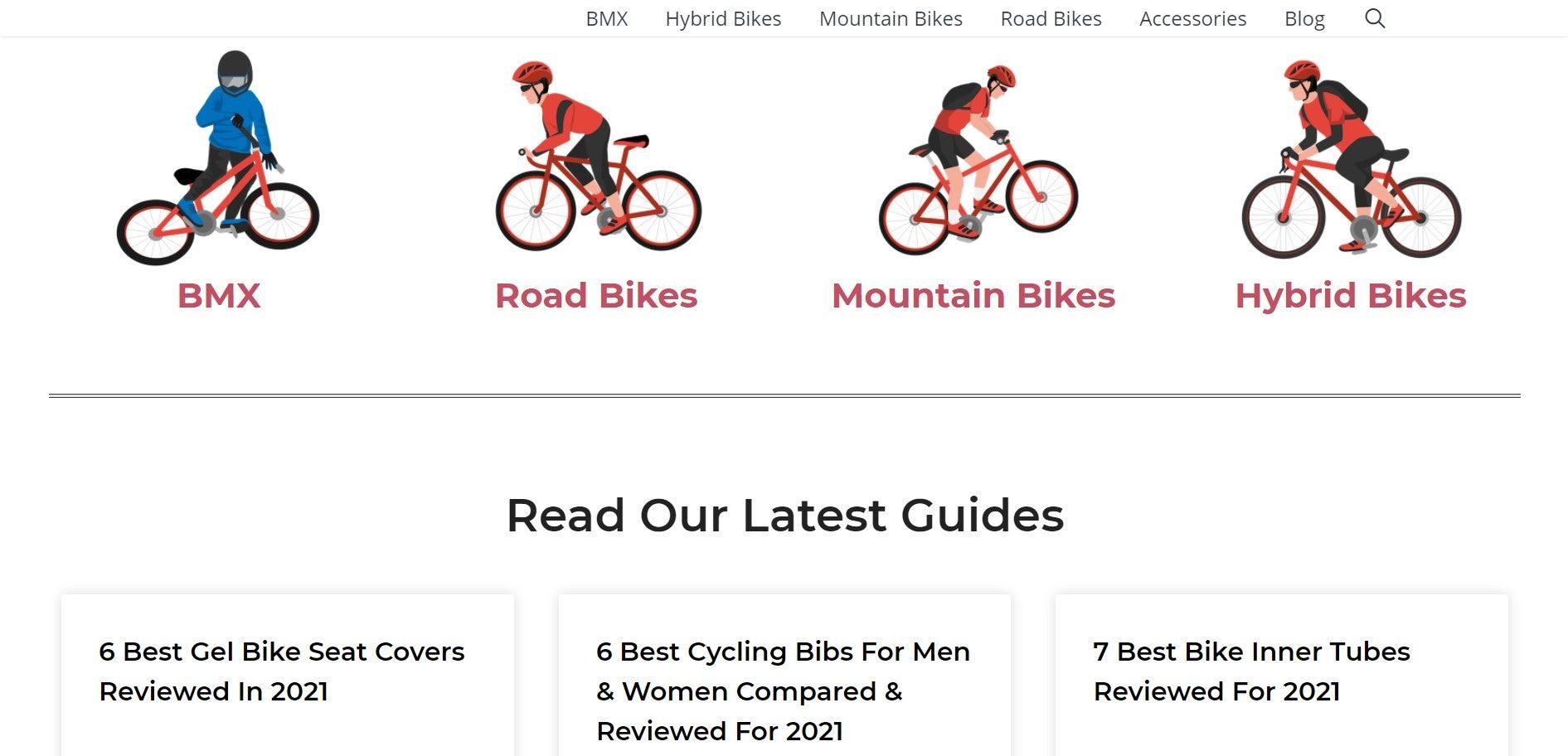Wheelie Great website